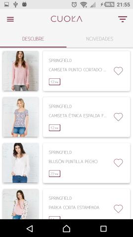 Descubre nuevas marcas de moda